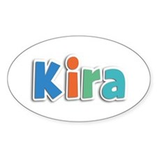 Kira Spring11B Oval Decal