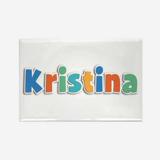 Kristina Spring11B Rectangle Magnet