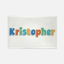 Kristopher Spring11B Rectangle Magnet