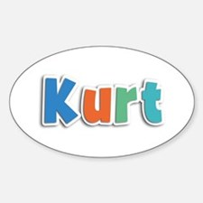 Kurt Spring11B Oval Decal