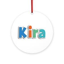 Kira Spring11B Round Ornament