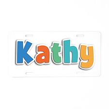 Kathy Spring11B Aluminum License Plate