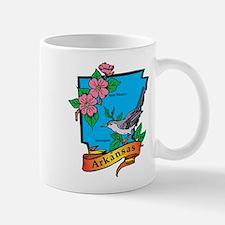 Arkansas Map Mug