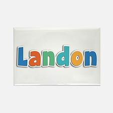 Landon Spring11B Rectangle Magnet