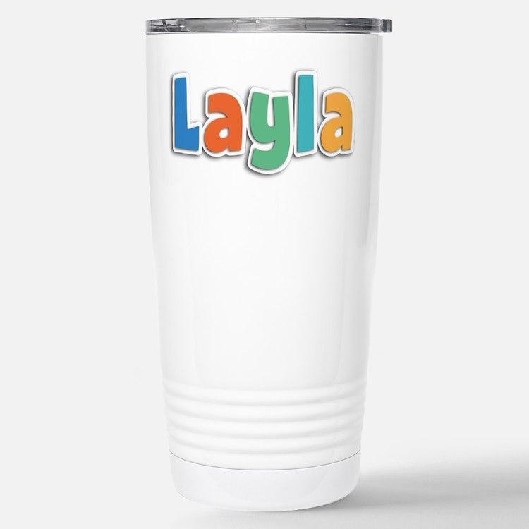 Layla Spring11B Travel Mug