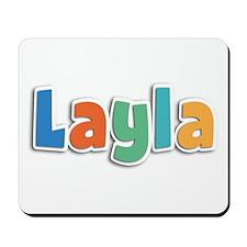 Layla Spring11B Mousepad