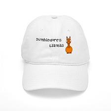 Dumbledore's Llamas Baseball Cap