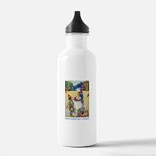Simple Simon Met a Pieman Water Bottle