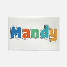 Mandy Spring11B Rectangle Magnet
