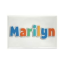 Marilyn Spring11B Rectangle Magnet