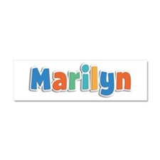 Marilyn Spring11B 10x3 Car Magnet