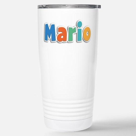 Mario Spring11B Stainless Steel Travel Mug
