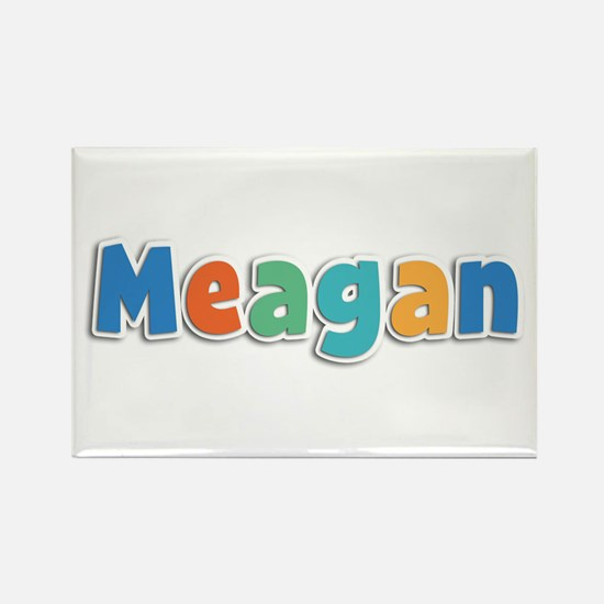 Meagan Spring11B Rectangle Magnet