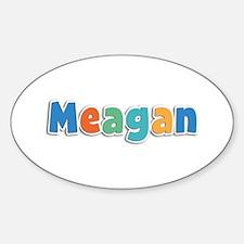 Meagan Spring11B Oval Decal