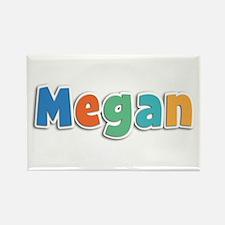 Megan Spring11B Rectangle Magnet
