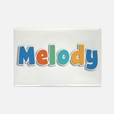 Melody Spring11B Rectangle Magnet
