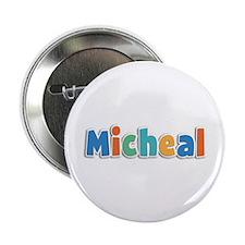 Micheal Spring11B Button
