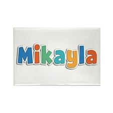 Mikayla Spring11B Rectangle Magnet