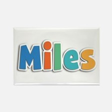 Miles Spring11B Rectangle Magnet