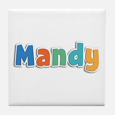 Mandy Spring11B Tile Coaster