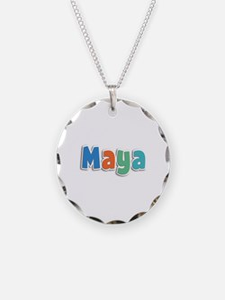 Maya Spring11B Necklace