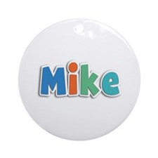 Mike Spring11B Round Ornament