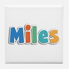 Miles Spring11B Tile Coaster