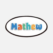 Mathew Spring11B Patch