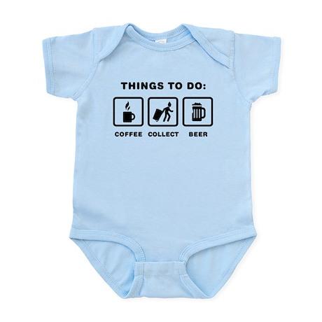 Waste Collector Infant Bodysuit
