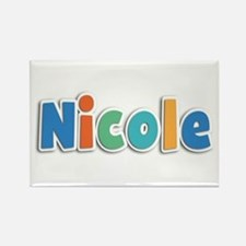 Nicole Spring11B Rectangle Magnet