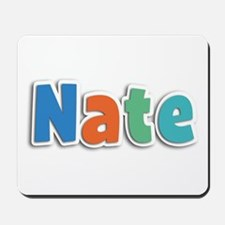 Nate Spring11B Mousepad