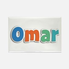 Omar Spring11B Rectangle Magnet