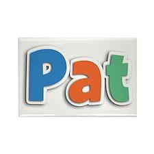 Pat Spring11B Rectangle Magnet