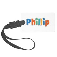 Phillip Spring11B Luggage Tag