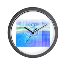 Funny Rays baseball Wall Clock