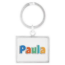 Paula Spring11B Landscape Keychain