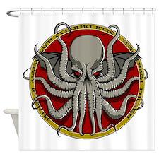 Cthulhu Sigil Shower Curtain