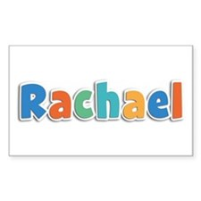 Rachael Spring11B Rectangle Decal