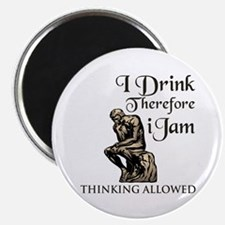 The Jam Session Magnet