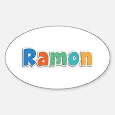 Ramon Spring11B Oval Decal