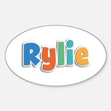Rylie Spring11B Oval Decal