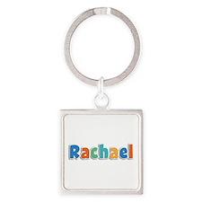 Rachael Spring11B Square Keychain