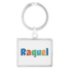 Raquel Spring11B Landscape Keychain