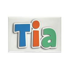 Tia Spring11B Rectangle Magnet