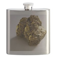 Iron pyrite - Flask