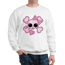 Unique Skull heart Sweatshirt