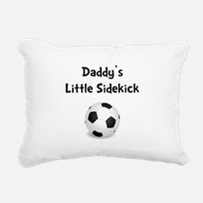 FBC Daddy Sidekick Black.png Rectangular Canvas Pi