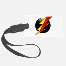 Flash Two Tone.png Luggage Tag