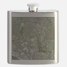 Southampton,UK, aerial image - Flask