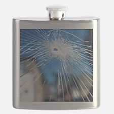 Broken glass - Flask